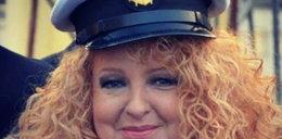 Magda Gessler została marynarzem?