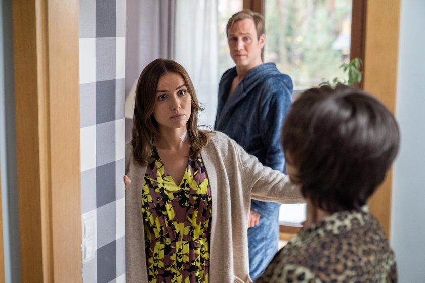 """""""Na dobre i na złe"""". Do mieszkania Hani wprowadzi się Piotr. Jak na to zareaguje Michał?"""