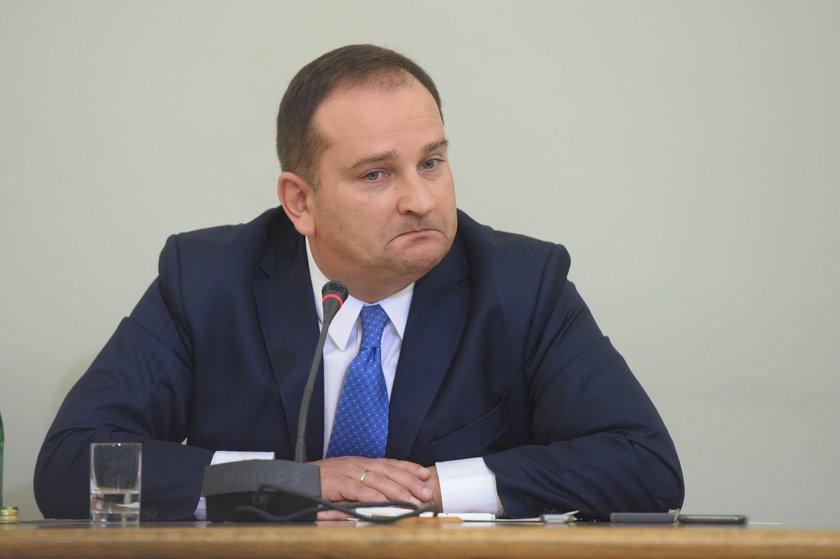Tomasz Arabski, były bliski współpracownik Donalda Tuska