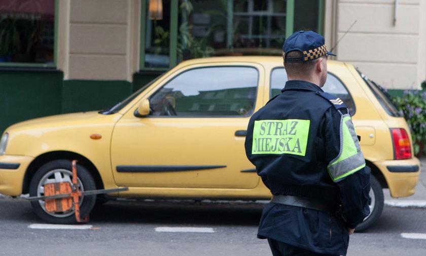 Strażnicy będą mieli nową aplikację służącą im zamiast blokad samochodowych