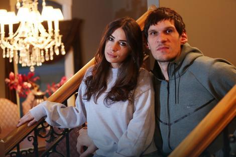 Milica i Boban Marjanović