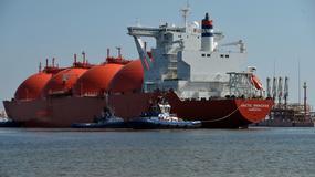 Arctic Princess w Świnoujściu: 140 tys. m sześc. LNG