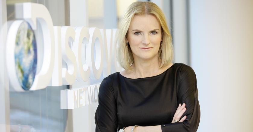 Katarzyna Kieli pracuje w Discovery od 17 lat. W 2000 zakładała biuro spółki w Warszawie