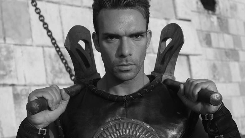 "Darren Shahlavi w ""Mortal Kombat: Legacy"""