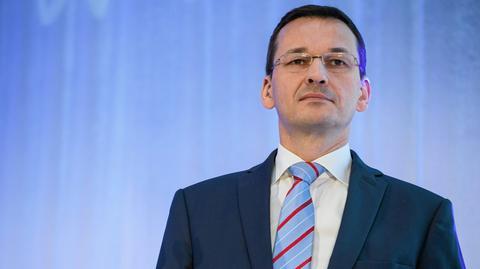 """Według wicepremiera Morawieckiego Centralny Port Lotniczy może być """"komunikacyjnym sercem Polski"""""""