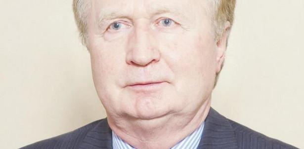 Ryszard Stefański profesor, prawnik, specjalista od ruchu drogowego