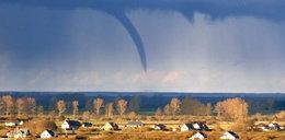Niezwykłe zjawisko nad Bałtykiem. Tornado?