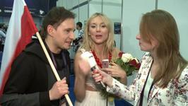 Kasia Moś po finale Eurowizji 2017: naszym celem było wejście do finału