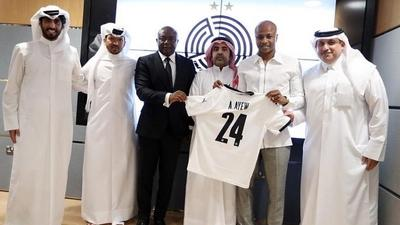 'Players who've achieved everything must move for the money' – Solar Ayew defends Andre's Qatar transfer
