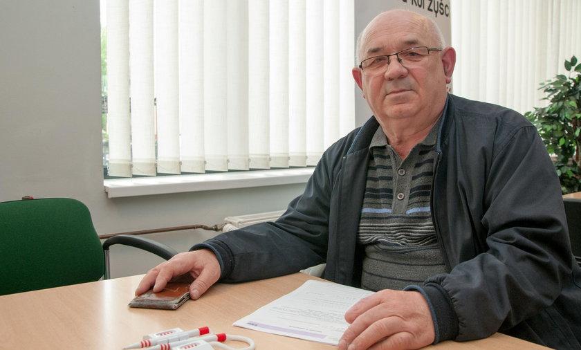 Tadeusz Zubek idzie na emeryturę