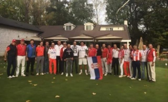 Golf klub Crvena zvezda