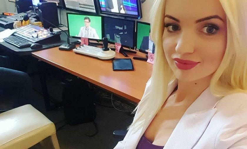 """Ilona Januszewska, niedoszła gwiazda """"Wiadomości"""""""