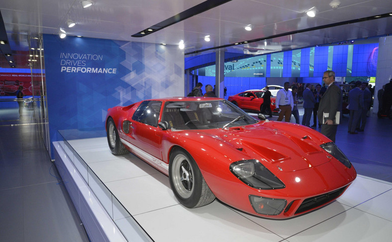 Ford GT pierwszej generacji