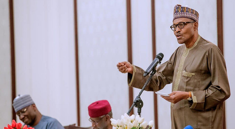 Buhari: I'll like to leave something behind after 8-years in office