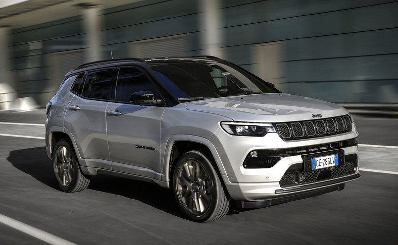 Jeep Compass S 4xe