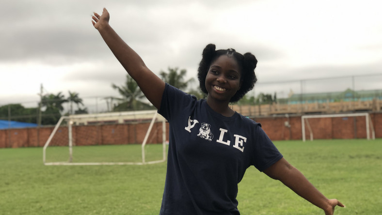 This 19-year-old female Ghanaian student got accepted to Yale, Princeton, MIT and Stanford
