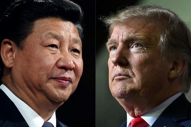 Si Đinping i Donald Tramp