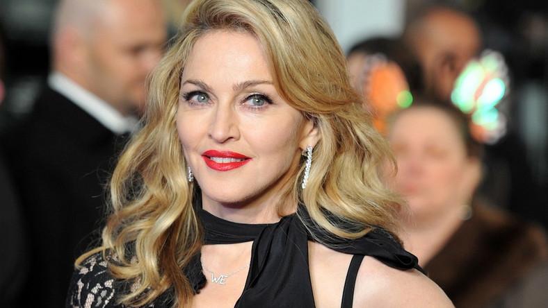Madonna ostrzyła sobie zęby na nagrodę Akademii