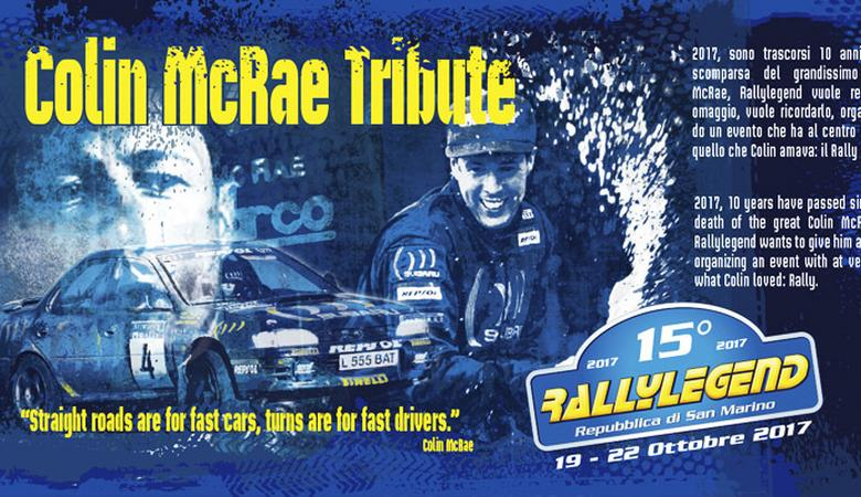 Rally Legend 2017 – ku pamięci Colina McRae
