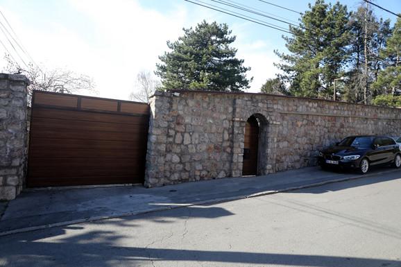 Kuća Gorana Bregovića