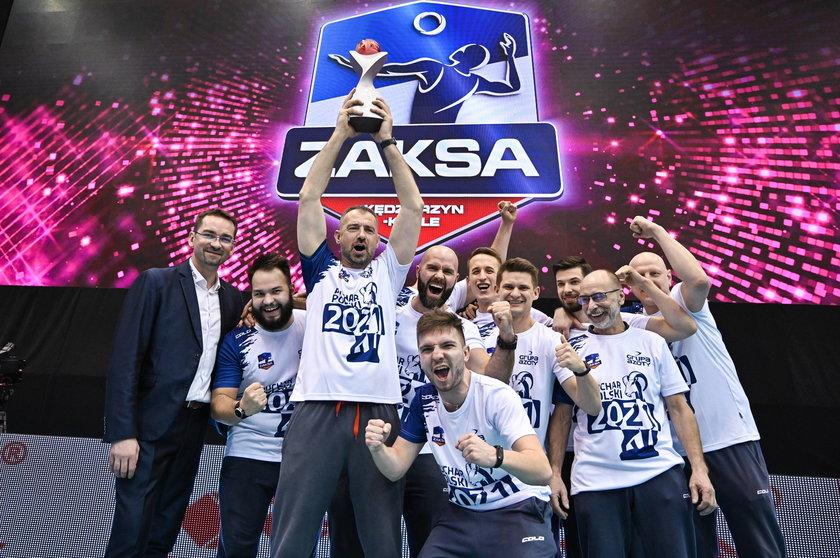 Wkrótce jako trener może poprowadzić zespół Zaksy Kędzierzyn-Koźle do triumfu w Lidze Mistrzów.