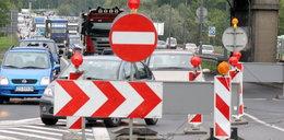 Będą utrudnienia na Dąbrowskiego. Zwężenia i ograniczenia prędkości do września