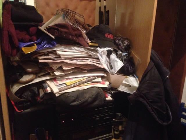 I najmanji prostor iskoristi za skladištenje novina