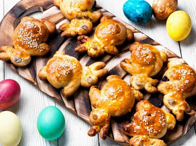 Uskršnja peciva koja će svi voleti: Uključite najmlađe u pravljene ovih dekorativnih zalogaja i provedite praznik najzabavnije do sada!