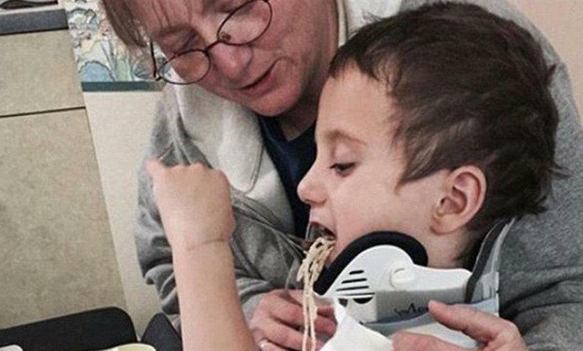 Śmiertelnie ranny chłopiec przeżył wypadek