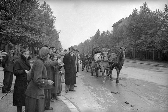 Oslobođenje Beograda