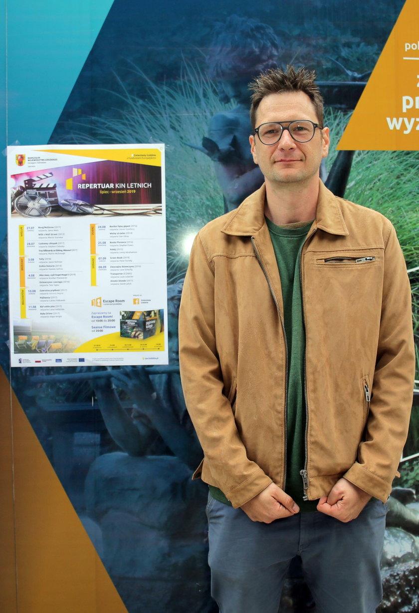 Kino letnie i escape room w ramach Zmieniamy Łódzkie z funduszami europejskimi