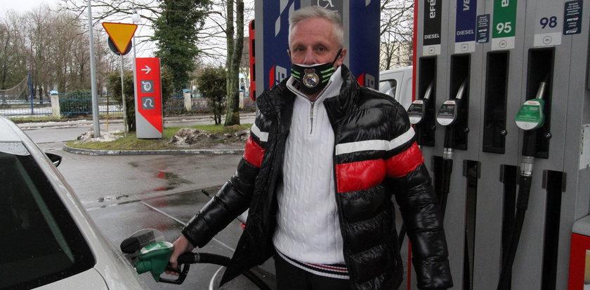 Benzyna już po 5 złotych za litr!