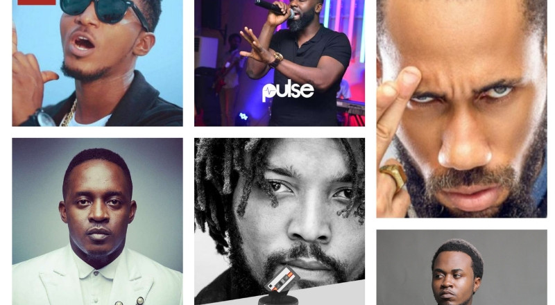 Pulse List 2018: Top 10 Nigerian Rap verses of the year