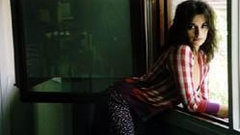 "Penelope Cruz w filmie ""Volver"""
