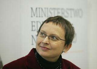 Będzie zmiana na stanowisku ministra edukacji