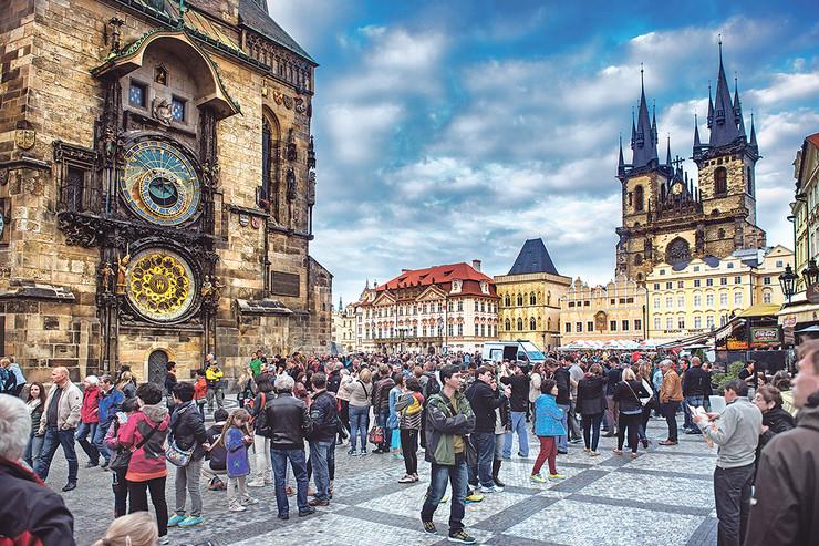 U ponudi je petodevna poseta Pragu