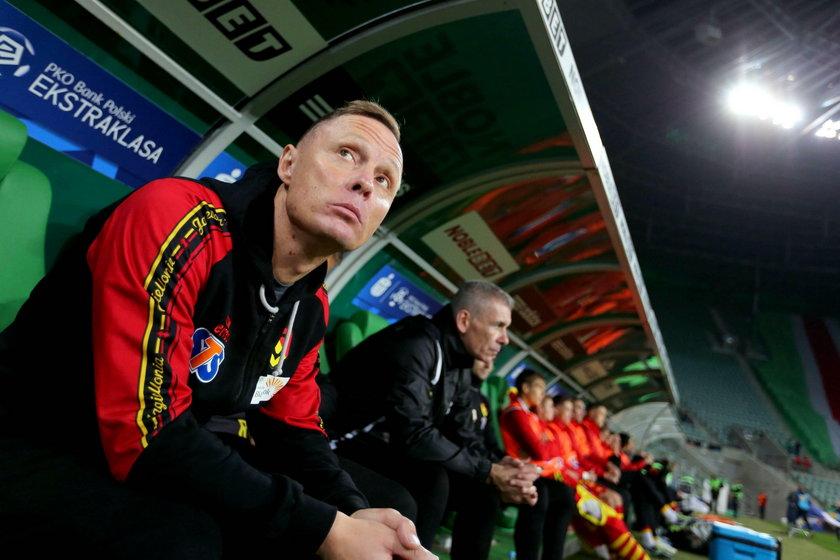 Zwolniony z Jagiellonii trener Ireneusz Mamrot (49 l.) już spakował walizki.
