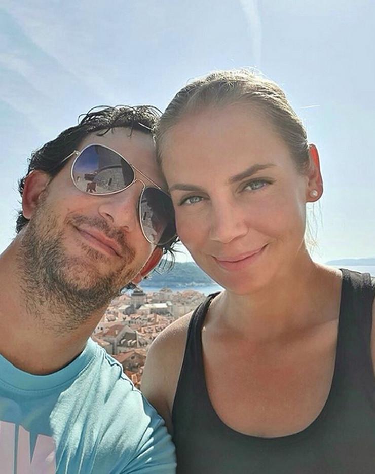 Jelena Dokić i Tin Bikić