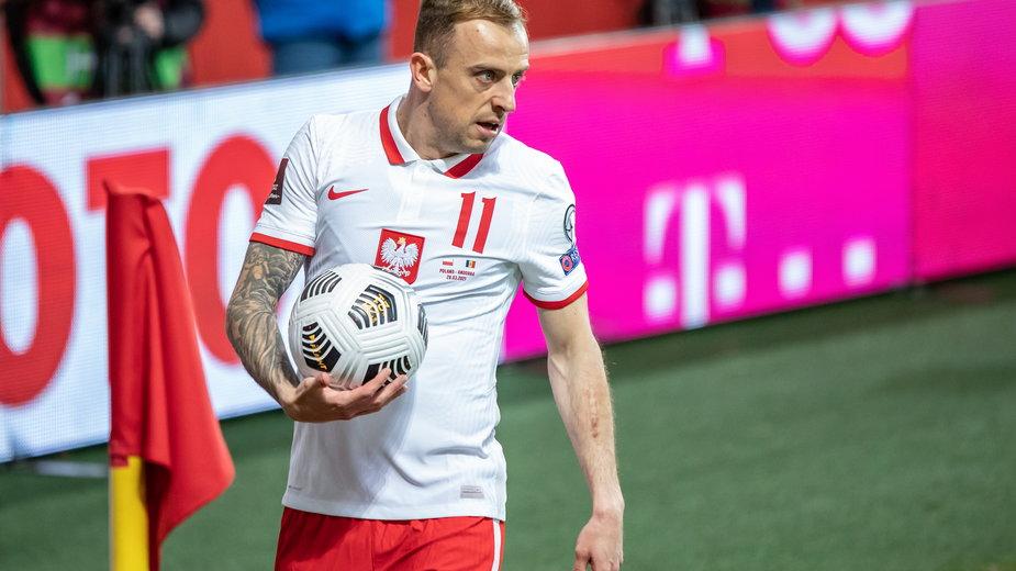 Kamil Grosicki wciąż chce walczyć o powołanie do narodowej reprezentacji