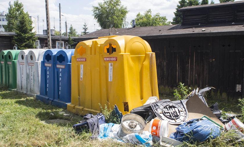 Śmieci w Poznaniu