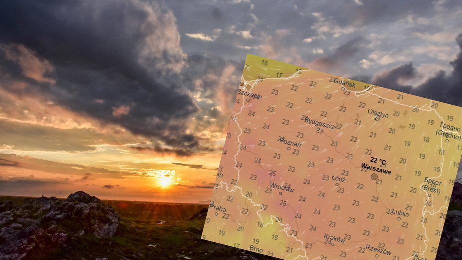 Prognoza pogody - wrzesień (ventusky.com)