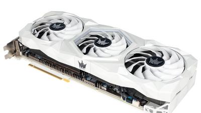 Galax GeForce RTX 3080 Ti HOF OC Lab - nowa karta graficzna dla fanów podkręcenia