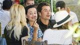 Katy Perry wybaczyła zdradę aktorowi