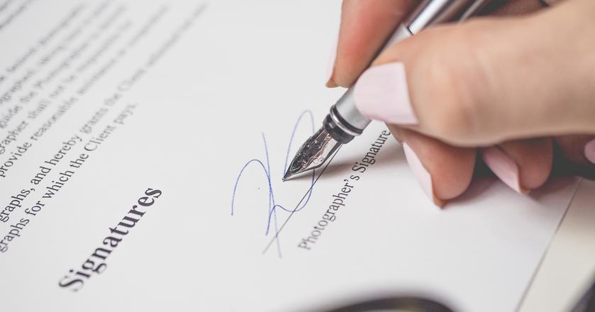 Podpis na dokumencie wykonany za pomocą IC Pen spełnia wymogi podpisu elektronicznego