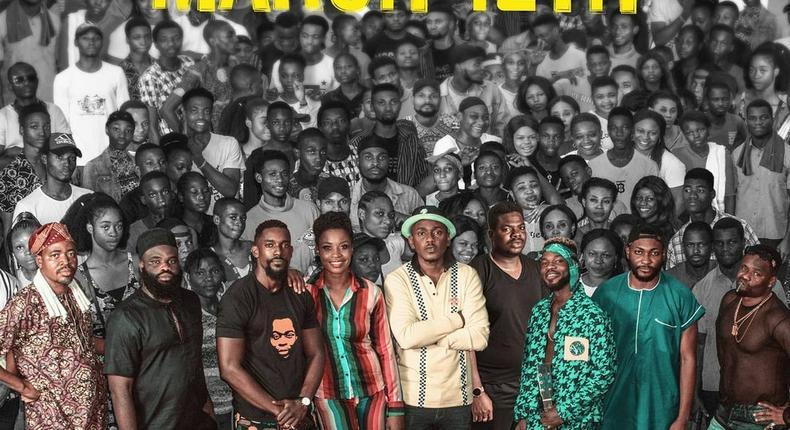 'Ponzi' is Kayode Kasum's latest comedy [Instagram/@kayodekasum]