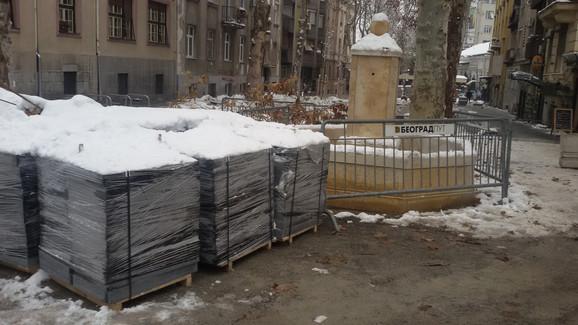 Fontana u Strahinjića bana