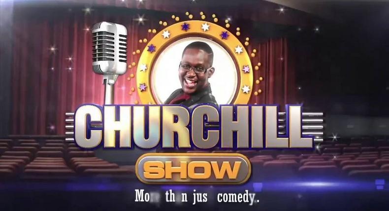 Churchill show log