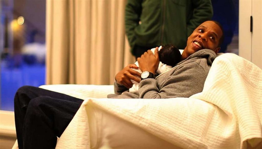 Beyonce i Jay-Z pokazali córeczkę. ZDJĘCIA