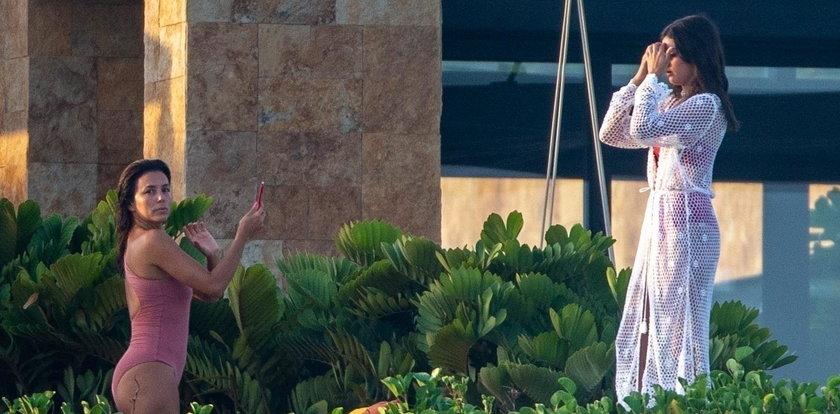 Seksowna Eva Longoria w roli pani fotograf