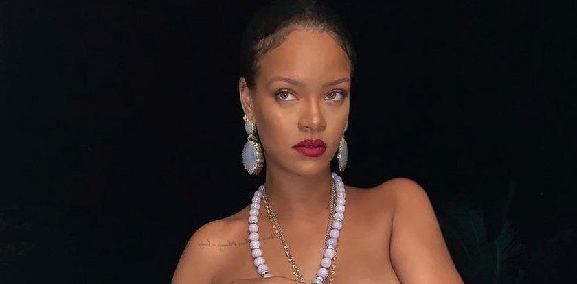 Tym zdjęciem Rihanna obraziła rząd Indii i wyznawców hinduizmu